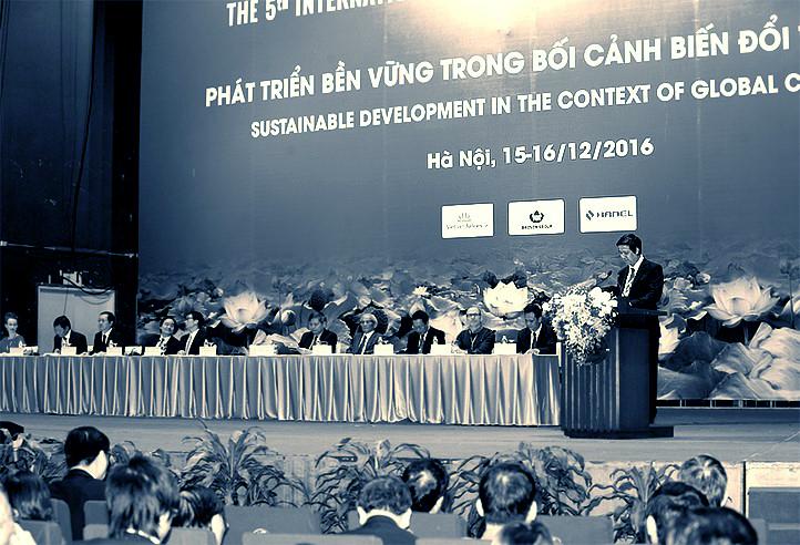 Wetenskaplike seminaar oor Vietnamstudies in 2016