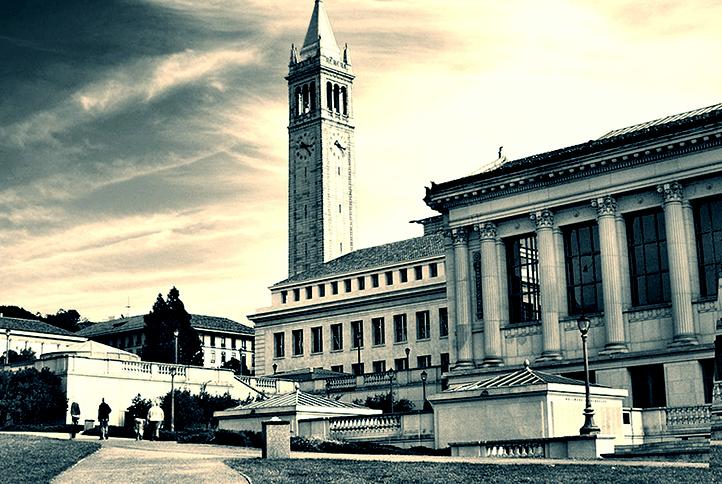 Universiteit van Kalifornië Berkeley (bron: stipend.net)
