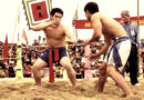 WRESTLING - En form for tradisjonell OLYMPICS of Vietnam