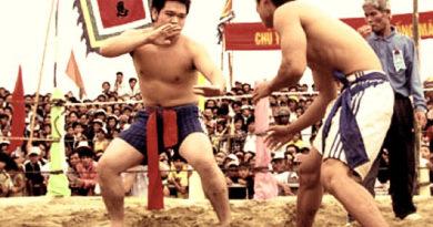 WRESTLING - форма традыцыйнай алімпіяды В'етнама