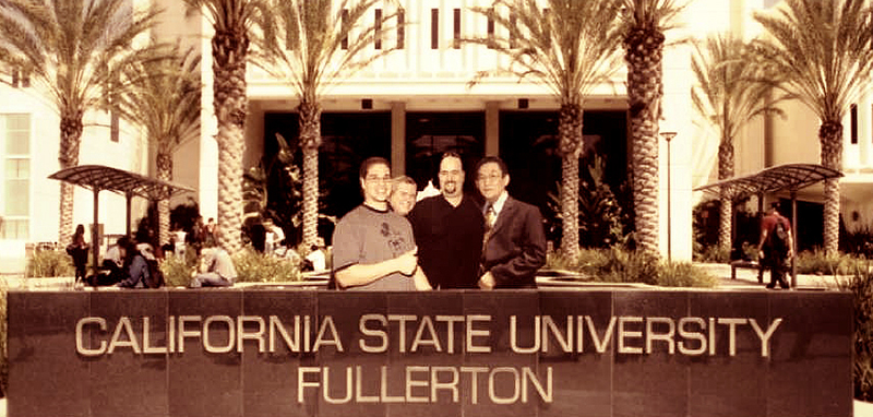 Fullerton University USA - Associate Professor Hung Nguyen Manh PhD. - holylandvietnamstudies.com
