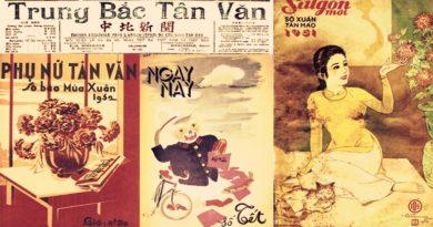 Storia delle RIVISTE DI TET nella Cina di Cochin - Parte 2