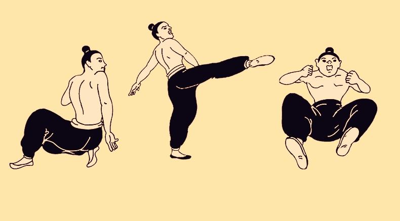 Vietnamese traditional martial arts - holylandvietnamstudies.com