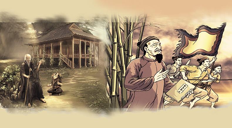 ハイトゥオンランオン-Nguyen Dinh Chieu-holylandvietnamstudies.com