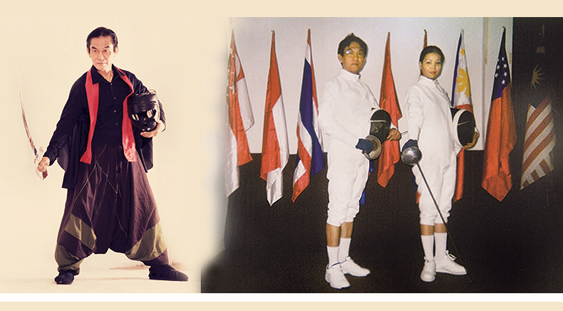 Hung Nguyen Manh - master of sword - Saigon 1963-1968 - holylandvietnamstudies.com