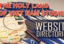 LIST OF DOCUMENTS by Categories – holylandvietnamstudies.com