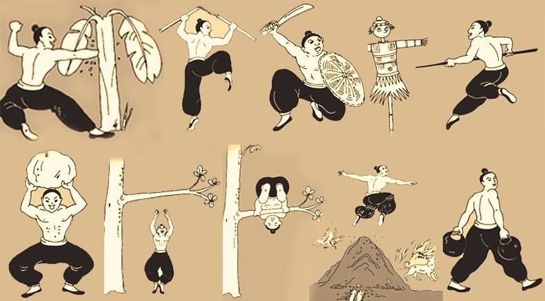 Techniques of martial arts - holylandvietnamstudies.com