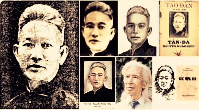 Shoir Tan Da - Holylandvietnamstudies.com