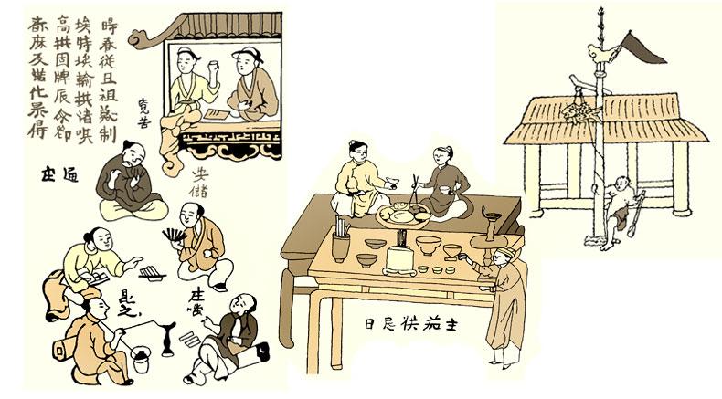 Sketse in die vroeë 20ste eeu - Holylandvietnamstudies.com