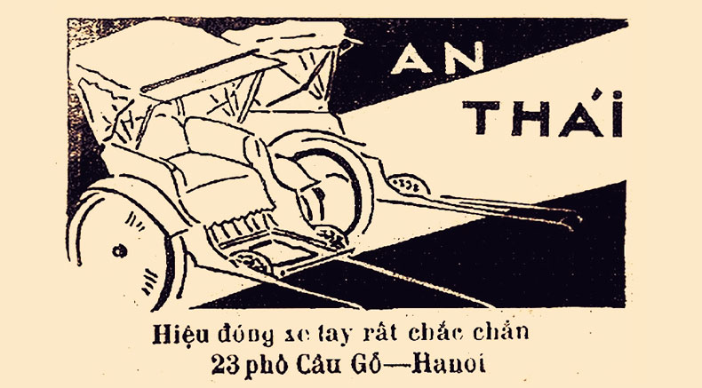 Phong Hoa advertising - holylandvietnamstudies.com