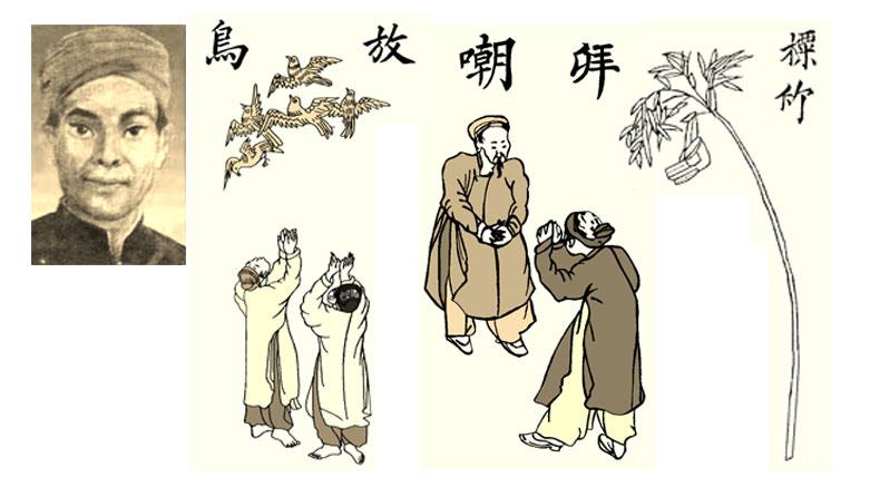 Tet met Tu Xuong