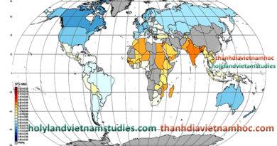 Čitatelia z celého sveta majú prístup na HOLYLANDVIETNAMSTUDIES.com