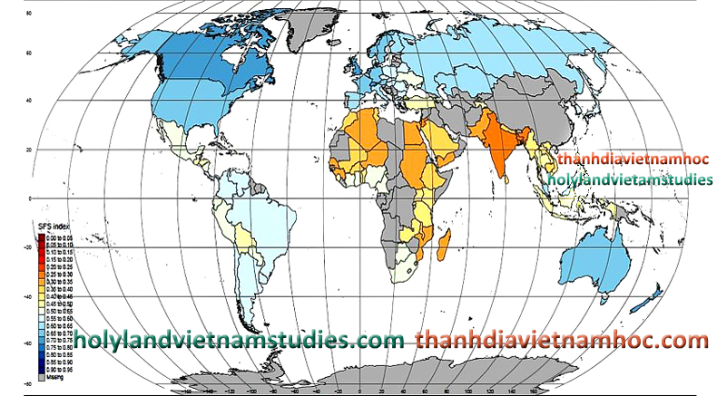 World Map - holylandvietnamstudies.com
