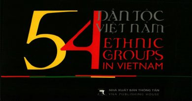 54 Etnične skupine v Vietnamu - uvod