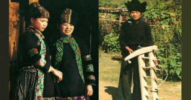 Die BO Y-gemeenskap van 54 etniese groepe in Vietnam