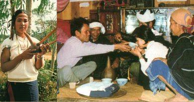 Ang Komunidad ng CHU RU ng 54 na pangkat etniko sa Vietnam