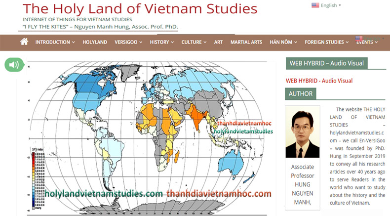 Veb Hibrid - Audio Visual - Holylandvietnamstudies.com