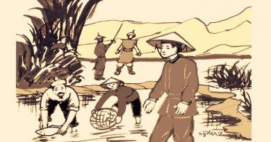 Sawetara Cerita Pendhaftaran Vietnam Kanthi Makna Kaya - Bagéan 1