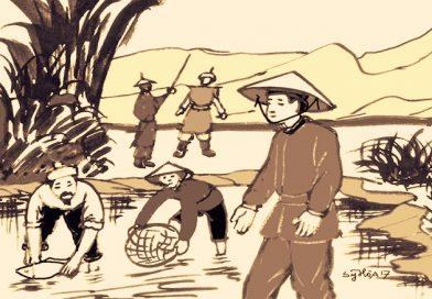 Jotkut vietnamilaiset novellit rikkaassa merkityksessä - jakso 1