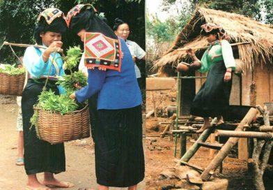 La Komunumo KHANG el 54 etnoj en Vjetnamujo