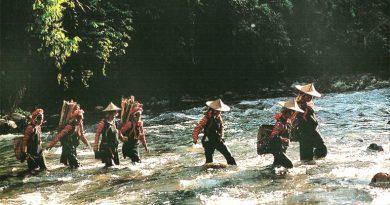 The LA HU Community of 54 Ethnic groups in Vietnam