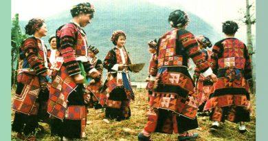 Die LO LO-gemeenskap van 54 etniese groepe in Vietnam