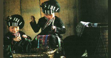 Die LU-gemeenskap van 54 etniese groepe in Vietnam