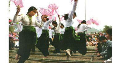 THungiyar THAI ta ƙungiyoyin kabilu 54 a Vietnam