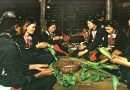 The SAN CHAY Community of 54 Ethnic groups in Vietnam