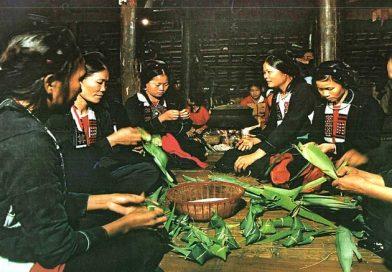 Вьетнамдағы 54 этникалық топтан тұратын SAN CHAY қауымдастығы