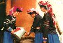 54 etnisen ryhmän PU PEO -yhteisö Vietnamissa