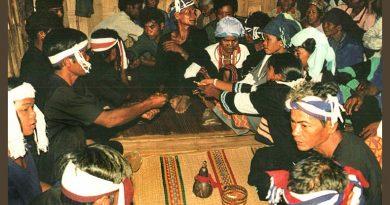 Общността на RA GLAI от 54 етнически групи във Виетнам