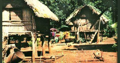 Суполка RO MAM з 54 этнічных груп у В'етнаме