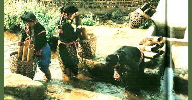 Die SI LA-gemeenskap van 54 etniese groepe in Viëtnam