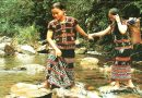 ベトナムの54の民族グループのTA OIコミュニティ