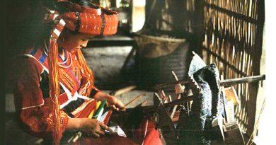 PA DENNE fellesskapet med 54 etniske grupper i Vietnam