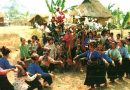 ベトナムの54の民族グループのXINH MUNコミュニティ