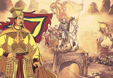 ĐINH BỘ LĨNH (924, Hoa Lư - 979, Hoa Lư, 55 godina)