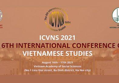 6. međunarodna konferencija o VIJETNAMSKIM STUDIJAMA - Odjeljak 2